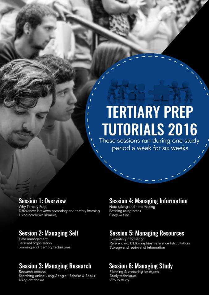 TPT 2016 Sessions SBHS